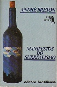Livro Manifesto do Surrealismo